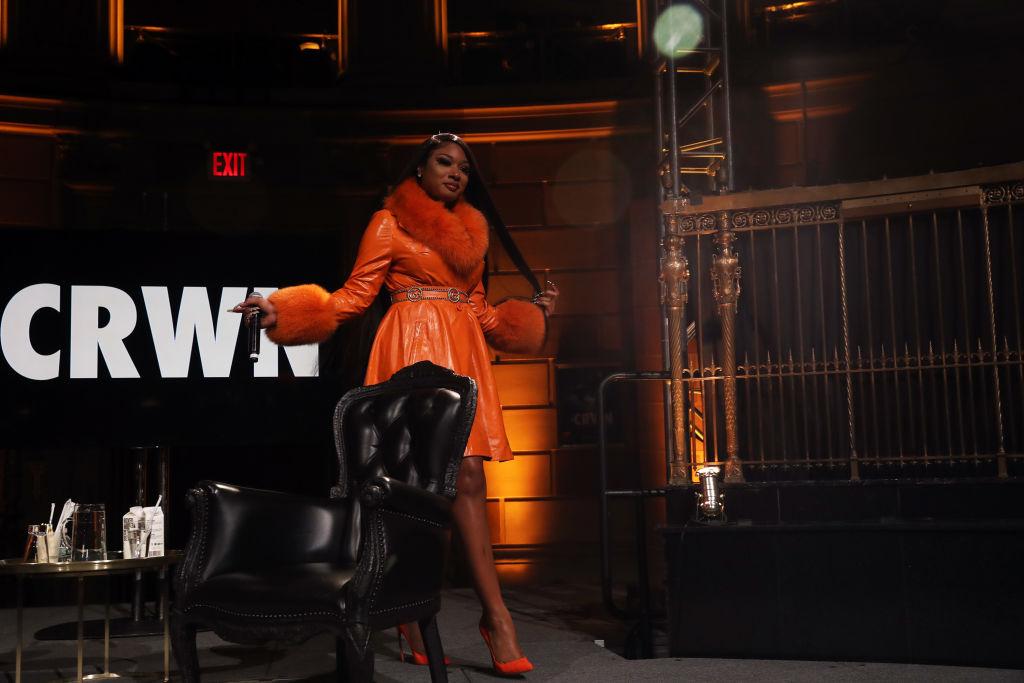 #CRWN A Conversation With Elliott Wilson And Megan Thee Stallion