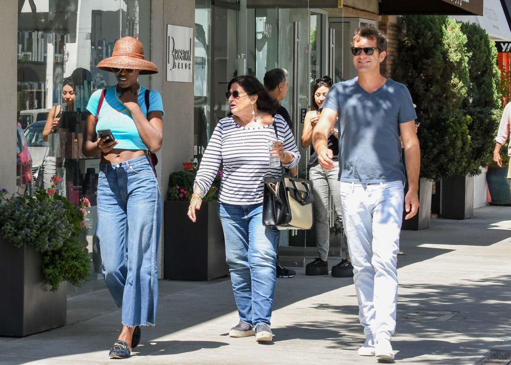 Celebrity Sightings In Los Angeles - August 02, 2019