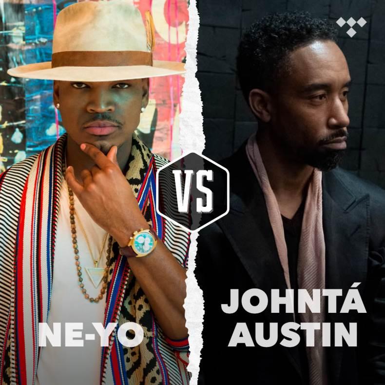 Ne-Yo, Johnta Austin
