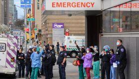 Major Cities In The U.S. Adjust To Restrictive Coronavirus Measures