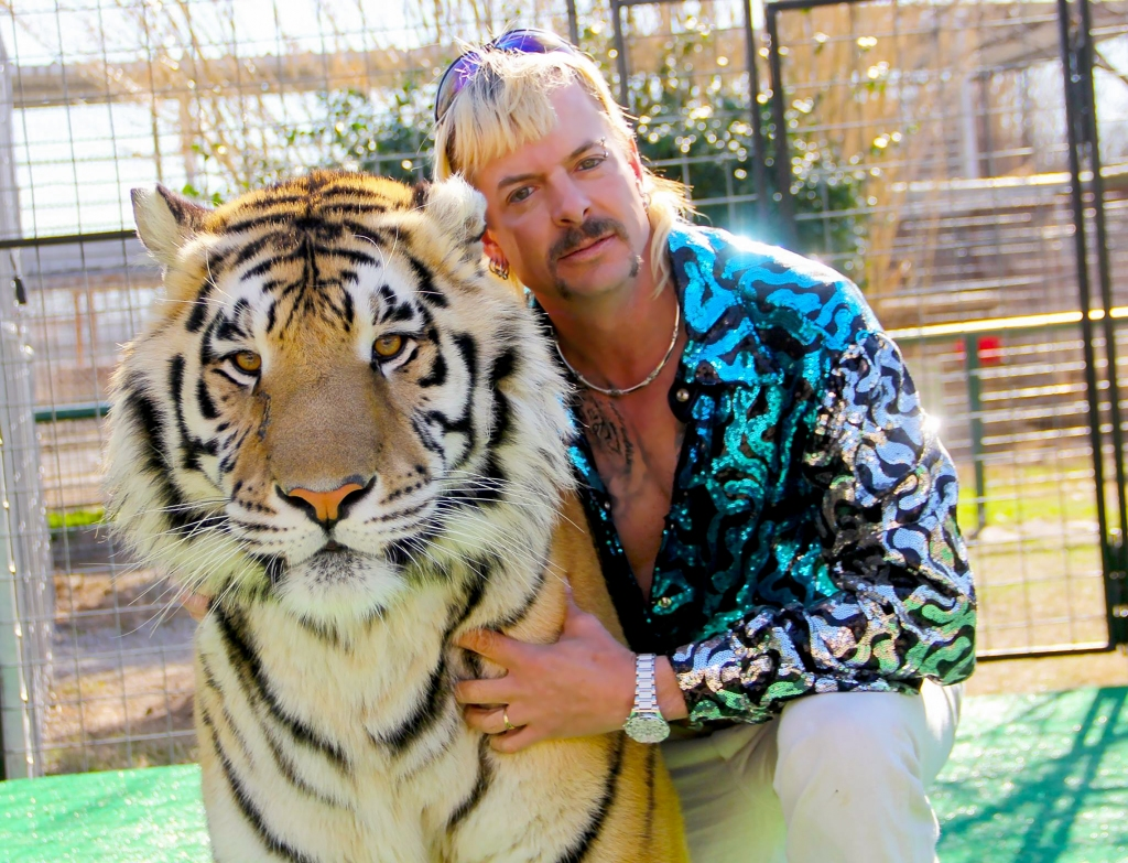 Tiger King, Joe Exotic