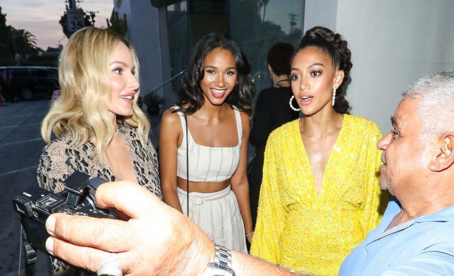 Celebrity Sightings In Los Angeles - August 04, 2019