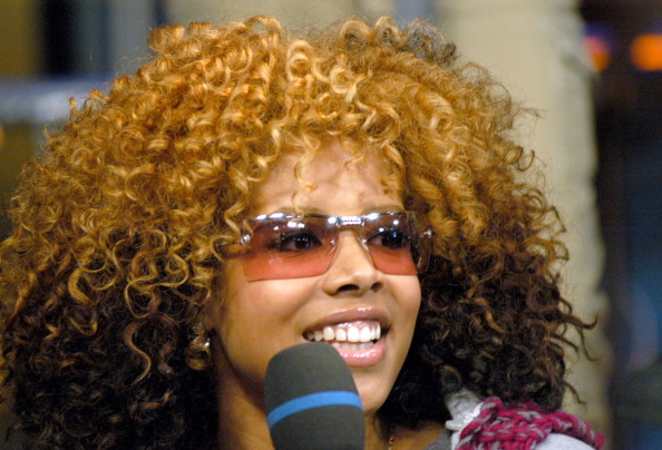 """Kelis and IMA ROBOT Stop by Live on """"IMX"""" Show at FUSE Studios"""