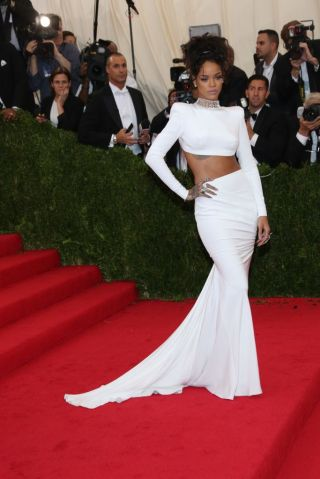 Fashion gala 'Met Ball' in New York
