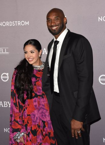 Kobe Bryant, Vanessa Laine Bryant attends the 2019 Baby2Baby Gala Presented By Paul Mitchell at 3LABS on November 09, 2019 in Culver City, California\n© Jill Johnson/jpistudios.com