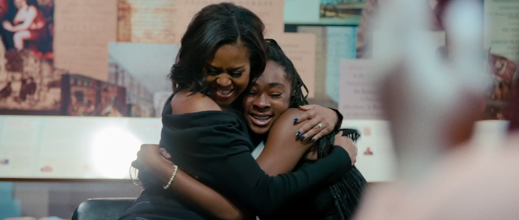 Michelle Obama, Becoming, Netflix