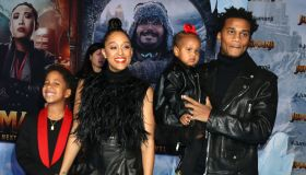 These Adorable Photos Of Tia Mowry's Kids Prove The Genes Are STRONG