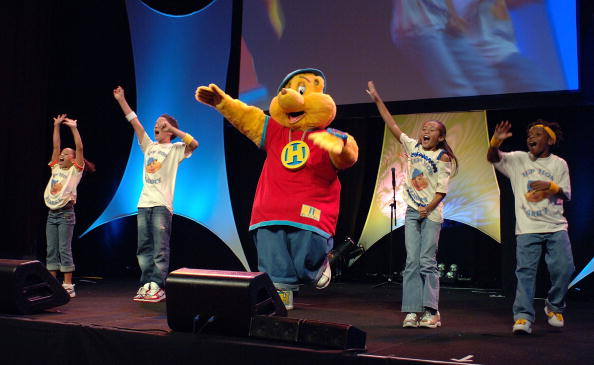 "Hollywood Radio & Television Society Presents ""Kids Day 2006"" - Inside"