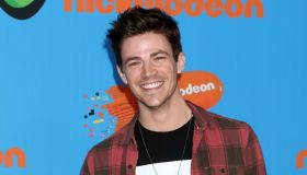 'The Flash' Stache: Photos Of A Bearded Grant Gustin Provide Perspective On Post-Lockdown Looks