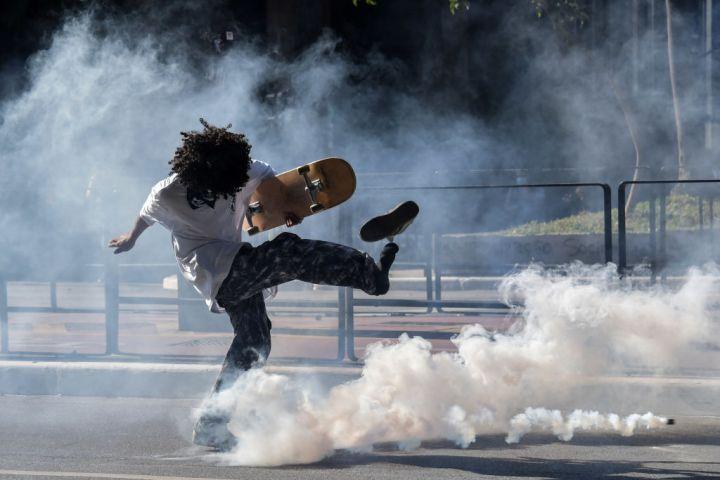 BRAZIL-HEALTH-VIRUS-BOLSONARO-FBL-PROTEST