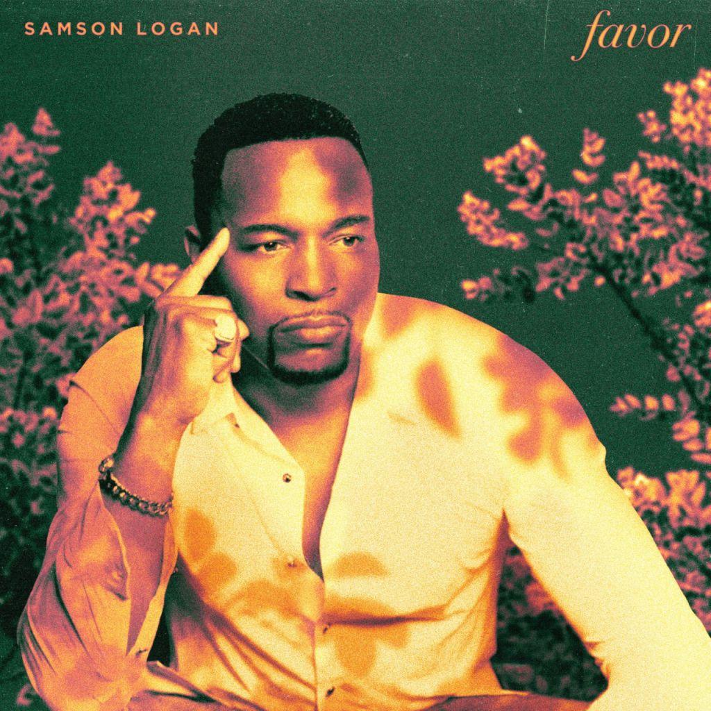 "Samson Logan ""Favor"" Single Artwork"