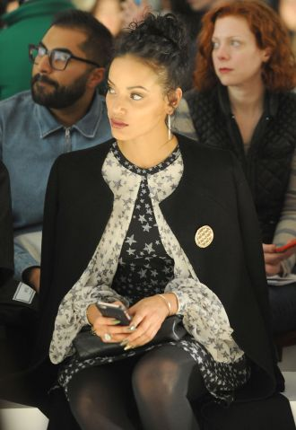 New York Fashion Week Marissa Webb Front Row