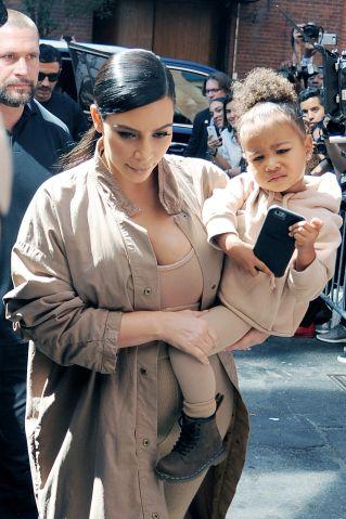 BuzzFoto Celebrity Sightings In New York Ð September 16, 2015