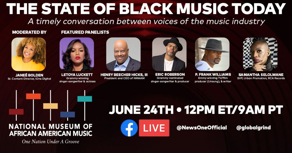 State of Black Music