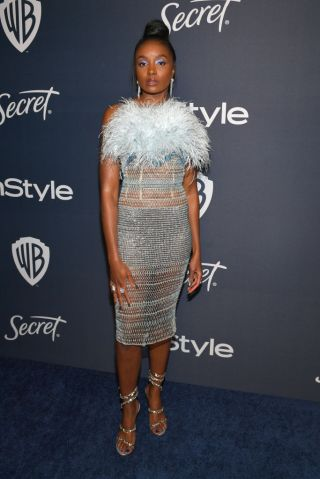 The 2020 InStyle And Warner Bros. 77th Annual Golden Globe Awards Post-Party - Red Carpet