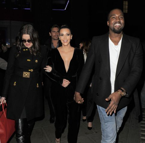 Celebrity Sightings By Will - 2012