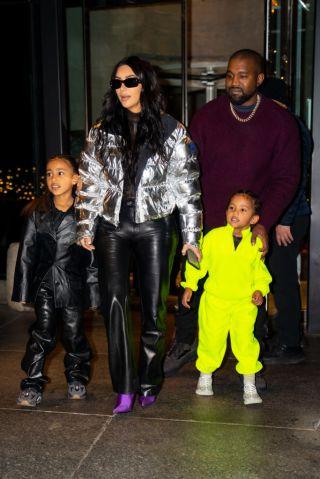 Celebrity Sightings In New York City - December 21, 2019