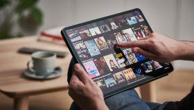 Watching Netflix On iPad