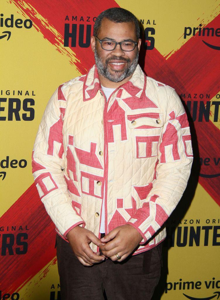 """Jordan Peele attends Amazon's premiere of """"Hunters"""" in Los Angeles"""