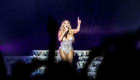 Mariah Carey Performs In Milan