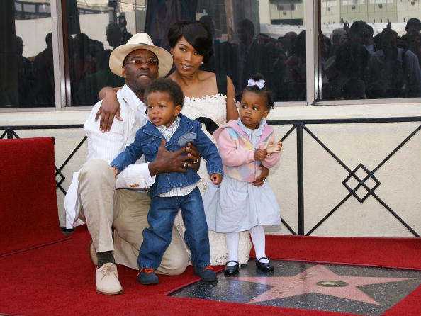 Angela Bassett honored with Star on the Hollywood Walk of Fame