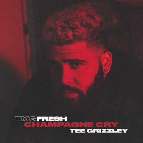 """Screengrab from TMG FRE$H and Tee Grizzley """"Champagne Cry"""" video"""