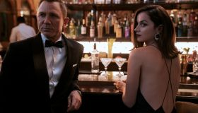 BOND 25 'No Time To Die' Production Stills
