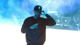 Bryson Tiller performs at 3Arena