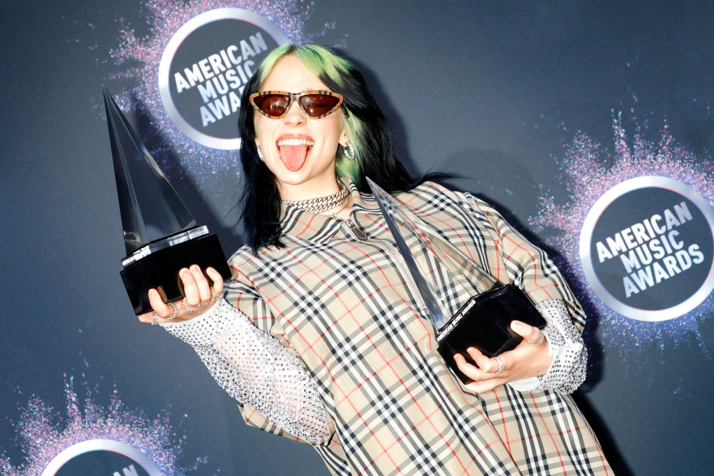 Billie Eilish - 2019 American Music Awards