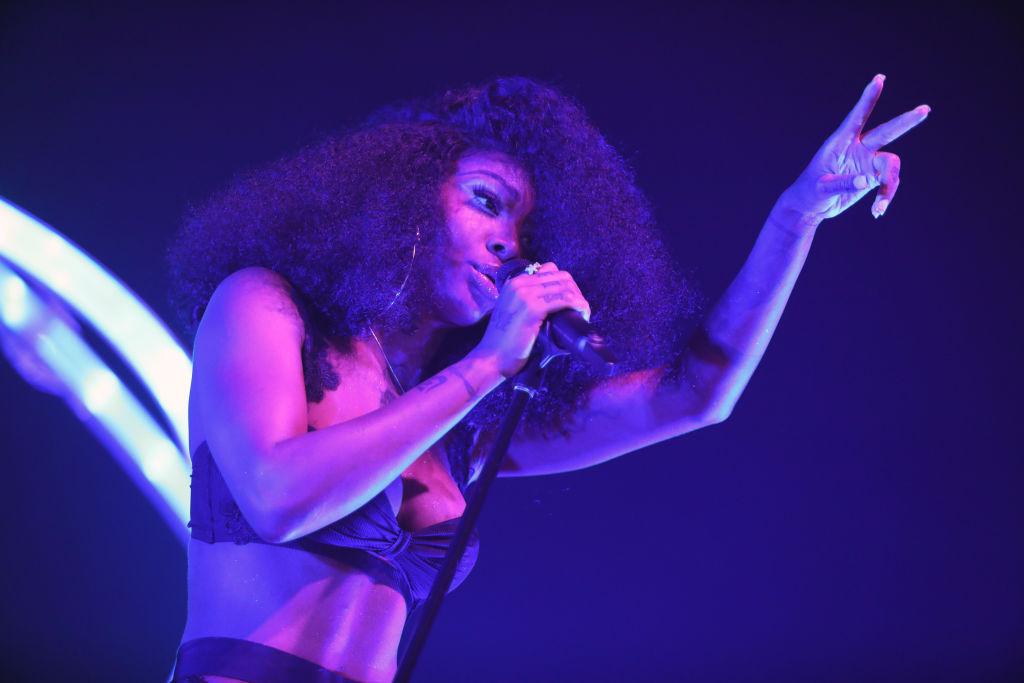 Summer Walker Performs At The Novo