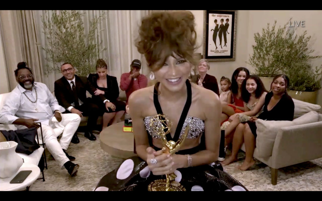 Walt Disney Television's Coverage of The 72nd Annual Emmy Awards