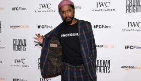 'Crown Heights' New York Premiere - Arrivals