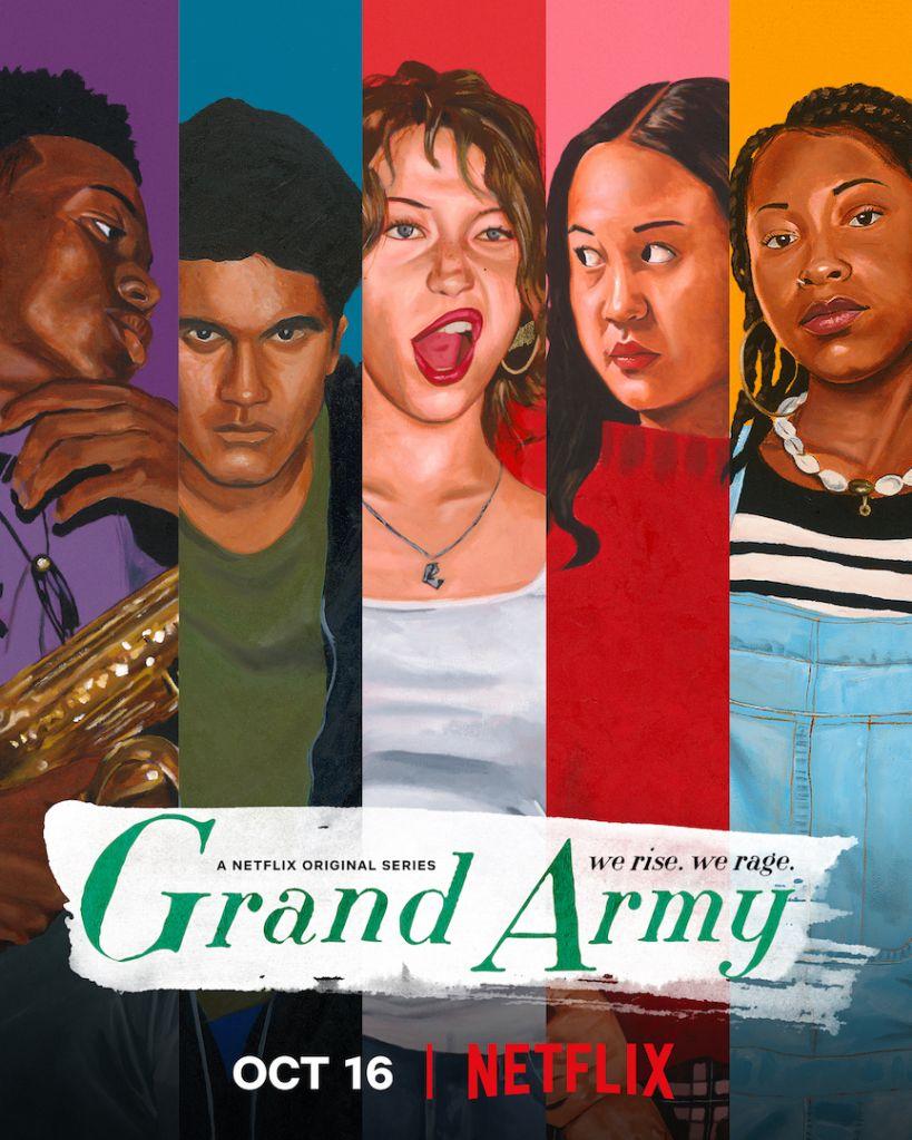 grand army, netflix
