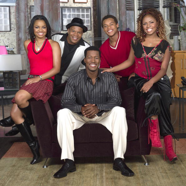 Cast Of 'One On One'