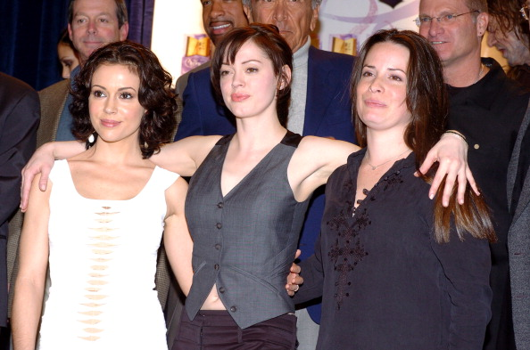 """""""Charmed"""" Celebrates 150 Episodes and First Season on DVD"""