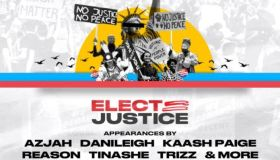 Tidal x Elect Justice livestream