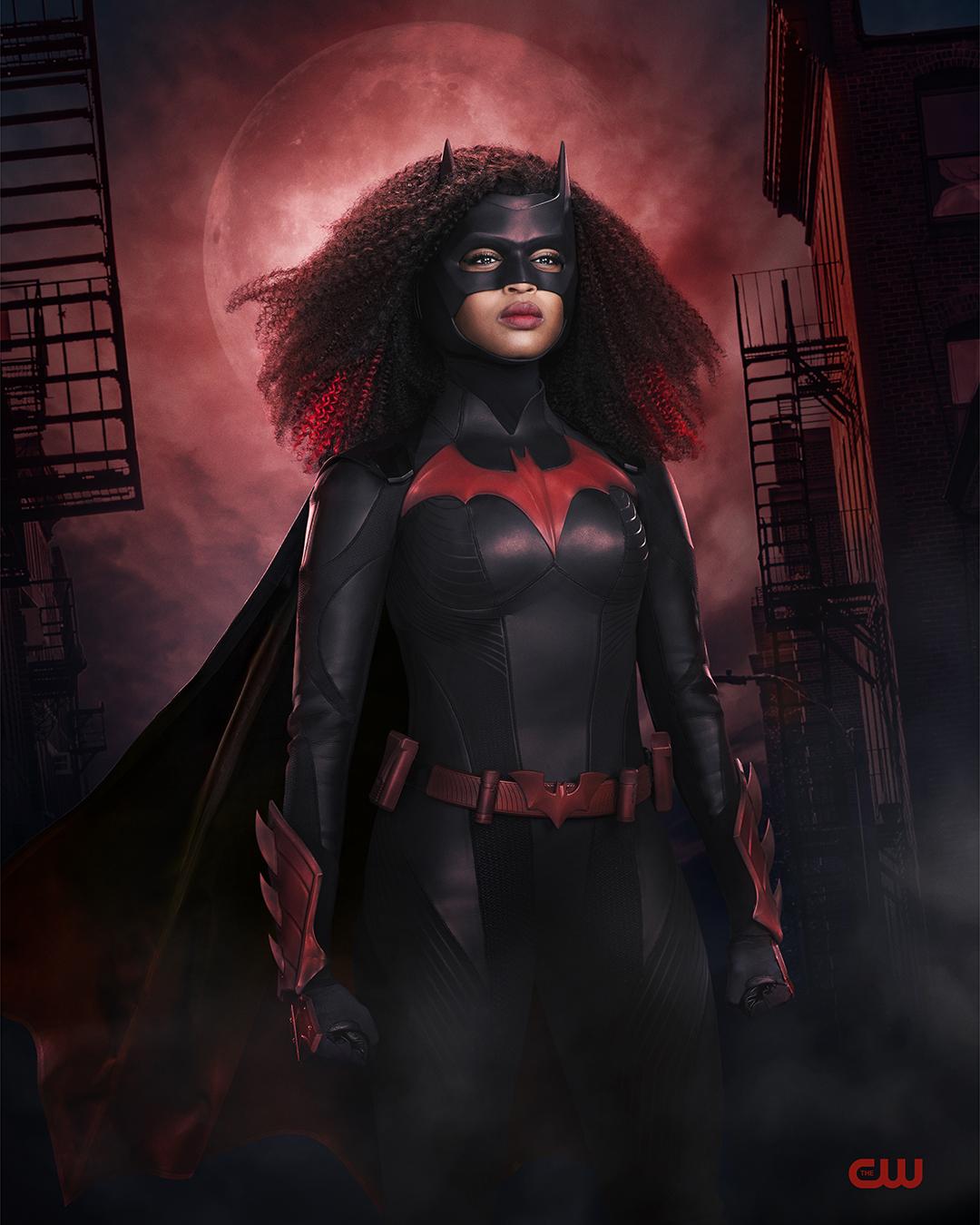 The CW, Batwoman, Javicia Leslie