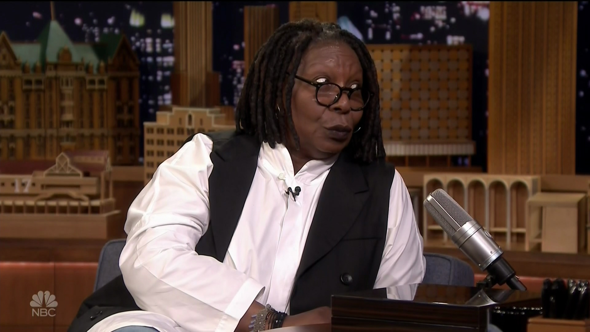 Whoopi Goldberg during an appearance on NBC's 'The Tonight Show Starring Jimmy Fallon.'