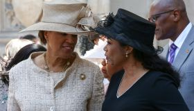 Service of Thanksgiving on the 70th Anniversary of the Landing of the Windrush