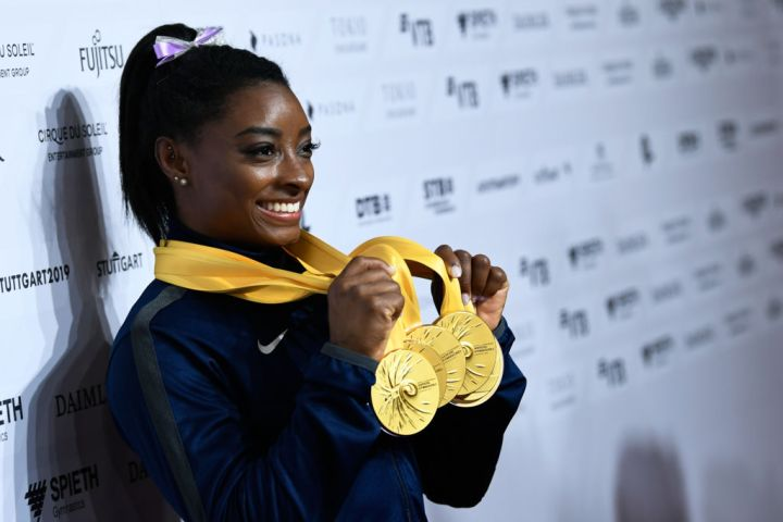 Gymnastics: World Championship...