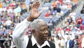 Philadelphia Phillies v Atlanta Braves - Civil Rights Game