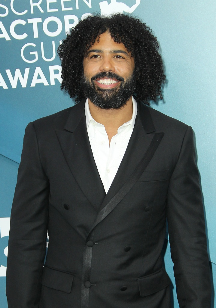 Daveed Diggs arrivees to 2019 SAG Awards