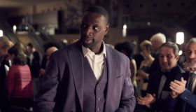Omar Sy starring in Lupin