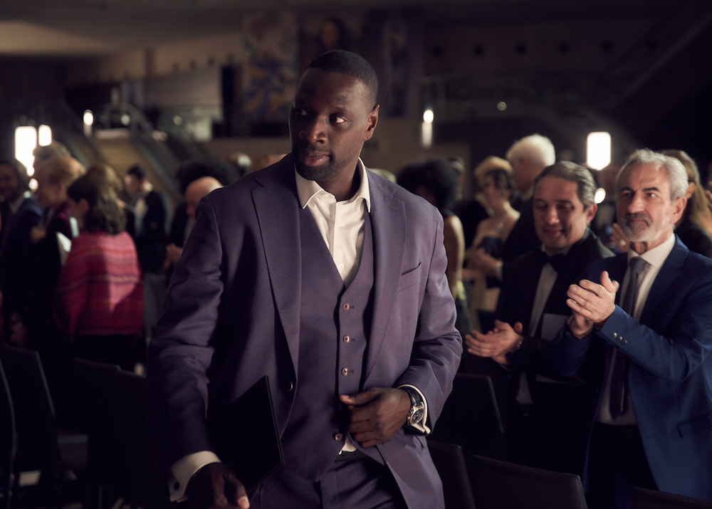 Omar Sy starring in French Netflix series 'Lupin'
