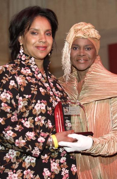 Ciceely Tyson and Phylicia Rashad in 2006.