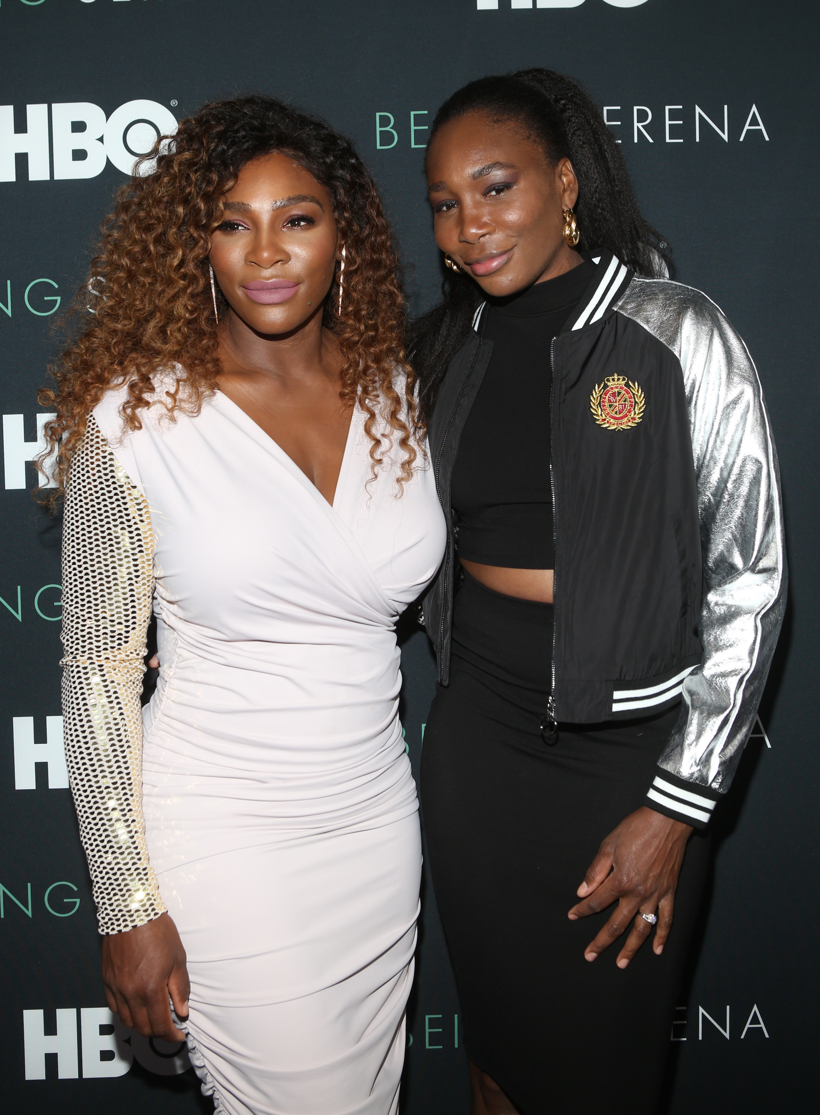 HBO New York Premiere of 'Being Serena'