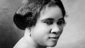 Portrait Of Madam CJ Walker