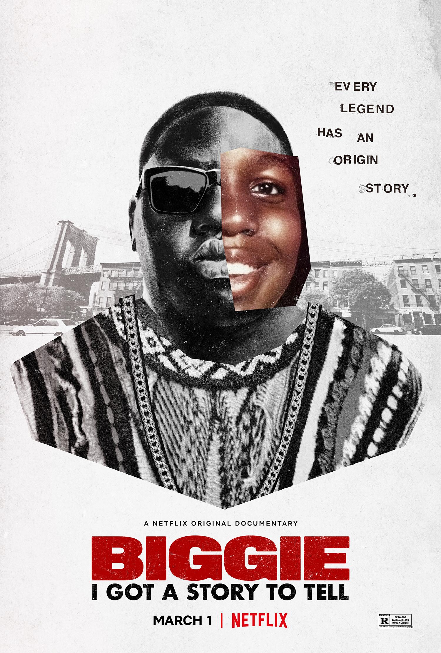 Biggie: I Got A Story To Tell, Netflix