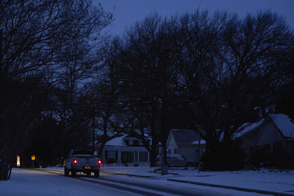 Deep Freeze Power Crisis In Texas Is Expanding During Snow Storm