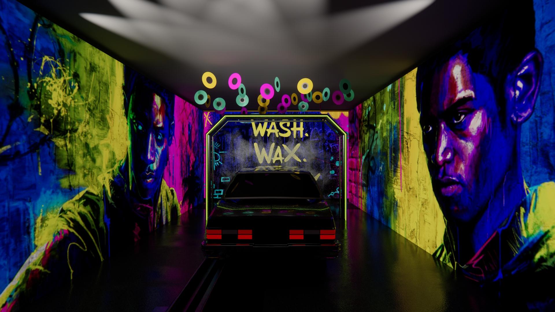Snowfall Neighborhood Car Wash Experience in Los Angeles
